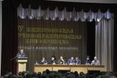 В Санкт-Петербурге прошла V Межвузовская конференция «Патриотическое и духовно-нравственное воспитание военнослужащих»