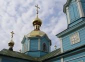 В храме Сарненской епархии совершено святотатство