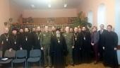 Состоялся итоговый семинар Синодального отдела по тюремному служению Белорусского экзархата