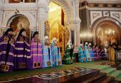 Проповедь Святейшего Патриарха Кирилла в день памяти святителя Филарета Московского после Литургии в Храме Христа Спасителя