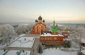 В Пюхтицком монастыре прошли торжества по случаю праздника Собора святых Эстонской земли