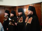 Слово архимандрита Фомы (Мосолова) при наречении во епископа Жигулевского, викария Самарской епархии