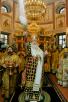Патриаршее служение в Борисоглебском Аносине монастыре. Освящение Троицкого собора. Литургия. Хиротония архимандрита Фомы (Мосолова) во епископа Жигулевского