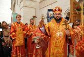 В Риме прошли торжества по случаю престольного праздника ставропигиального храма святой великомученицы Екатерины