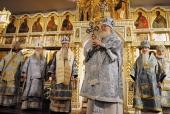 Состоялось последнее в 2015 году заседание Архиерейского Синода Русской Зарубежной Церкви