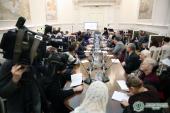 Перспективы восстановления ансамбля Высоко-Петровского монастыря обсудили в Российской академии художеств