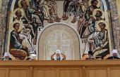 Святейший Патриарх Кирилл призвал настоятелей строящихся в Москве храмов взять под личный контроль ход строительства