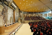 Епархиальное собрание города Москвы открылось в Храме Христа Спасителя