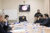 В Общецерковной аспирантуре прошла защита магистерских диссертаций