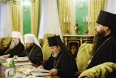 Утвержден состав Издательского Совета Русской Православной Церкви на период 2016-2018 годов