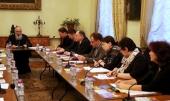 В Издательском Совете обсудили перспективы православного книгоиздания