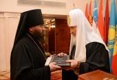 Слово архимандрита Матфея (Копылова) при наречении во епископа Анадырского и Чукотского