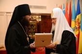 Слово архимандрита Феодора (Казанова) при наречении во епископа Переславского и Угличского