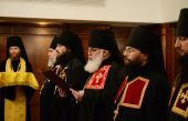 Слово архимандрита Антония (Простихина) при наречении во епископа Сарапульского и Можгинского