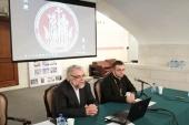 В Общецерковной аспирантуре прошла конференция «Актуальные проблемы современной библеистики»