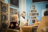 В Санкт-Петербурге завершилось празднование 1000-летия преставления святого равноапостольного князя Владимира