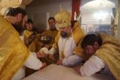 Второй храм в честь равноапостольного князя Владимира освящен в Лесосибирске в год празднования 1000-летия преставления Крестителя Руси