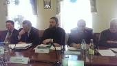 Представители Церкви приняли участие в работе постоянной окружной комиссии ЦФО Совета при Президенте РФ по делам казачества