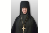 Патриаршее поздравление настоятельнице подворья Пюхтицкого монастыря в Москве игумении Филарете (Смирновой) с 80-летием со дня рождения