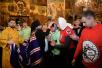 Патриаршее служение в день памяти святителя Московского Петра в Успенском соборе Кремля. Хиротония архимандрита Матфея (Копылова) во епископа Анадырского и Чукотского