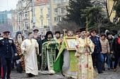 В Александро-Невский собор Софии перенесена частица мощей преподобного Серафима Саровского, переданная в дар Болгарской Церкви