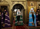 Святейший Патриарх Кирилл призвал следовать примеру полицейского Максудова, пострадавшего при спасении людей в Оренбургской области