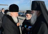 Предстоятель Русской Православной Церкви прибыл в Женеву для участия в Собрании Предстоятелей Поместных Православных Церквей