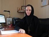 Игумения Ксения (Чернега): «Я не жалею, что продолжаю заниматься профессиональной деятельностью»