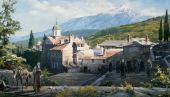 Тысячелетию русского монашества на Святой Горе Афон будет посвящена встреча в рамках Рождественских Парламентских встреч