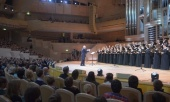 Заключительный концерт Московского Рождественского фестиваля духовной музыки посвятили поддержке строительства русского храма в Страсбурге