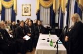 Епископ Орехово-Зуевский Пантелеимон встретился с руководителями епархиальных социальных отделов