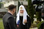 Святіший Патріарх Кирил: Від Собору я очікую ще більшої консолідації православного світу