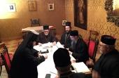 Состоялось заседание Совета православных епископов Италии и Мальты