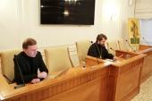 Синодальная библейско-богословская комиссия утвердила первый проект Катехизиса Русской Православной Церкви
