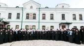 Состоялось заседание Собора епископов Украинской Православной Церкви