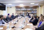 В Госдуме Российской Федерации при участии Российского православного университета прошел круглый стол, посвященный социальной работе