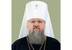 Патриаршее поздравление митрополиту Донецкому Илариону с 35-летием служения в священном сане