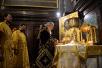 Патриаршее служение в седьмую годовщину интронизации в Храме Христа Спасителя