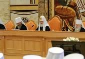 Святейший Патриарх Кирилл: Исследование «екатеринбургских останков» продлится столько времени, сколько необходимо для установления истины