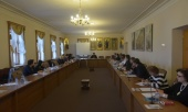 В ОВЦС прошел круглый стол «Социальное служение религиозных общин — межконфессиональный обмен опытом»