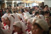 В Храме на Крови Екатеринбурга состоялось общецерковное прославление в лике святых врача-страстотерпца Евгения Боткина