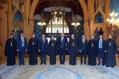 В Министерстве иностранных дел России состоялся Рождественский обед с участием официальных церковных представителей