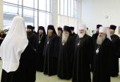 Визит Святейшего Патриарха Кирилла в Латинскую Америку. Отбытие из Москвы