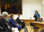 При поддержке Синодального отдела по церковной благотворительности в Санкт-Петербурге прошел семинар по организации доступной среды в храмах