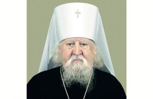 Патриаршее поздравление митрополиту Чебоксарскому Варнаве с 60-летием служения в священном сане
