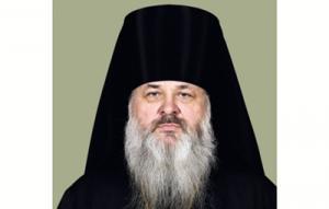 Патриаршее поздравление епископу Видновскому Тихону с 60-летием со дня рождения