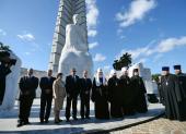 Святейший Патриарх Кирилл посетил Мемориал Хосе Марти в столице Кубы Гаване