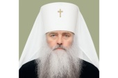 Патриаршее поздравление митрополиту Барнаульскому Сергию с 30-летием иерейской хиротонии