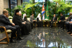 Визит Святейшего Патриарха Кирилла в Латинскую Америку. Посещение Мемориала Хосе Марти в Гаване. Встреча с Председателем Государственного совета Республики Куба Раулем Кастро