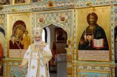 Слово Святейшего Патриарха Кирилла за Литургией в Казанском храме в Гаване